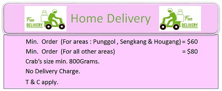 Home delivery T&C - 2