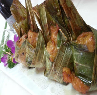 chicken-pandan-leaf