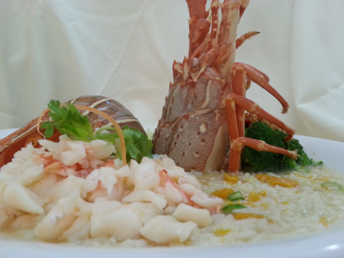 lobster-porridge