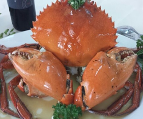 crab-steam